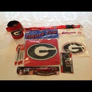 Georgia Bulldog Team Accessories